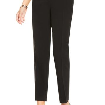 Vince Camuto Stretch Twill Ankle Pants (Regular & Petite) | Nordstrom