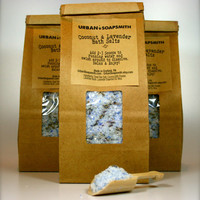 Coconut Milk & Lavender Bath Salts