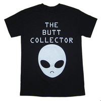THE BUTT COLLECTOR TEE