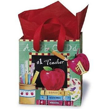 Lissom Design Teacher Small Gift Bag