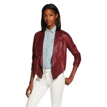 Faux Suede Jacket - Knox Rose