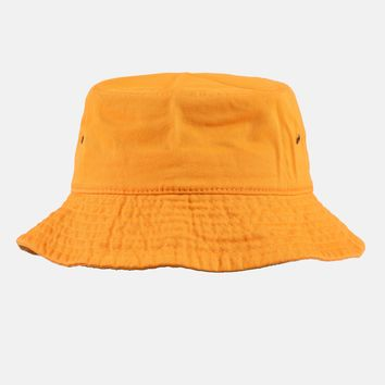 Goldenrod Bucket Hat