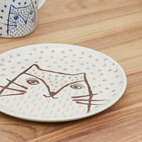 Milo Cat Plate - Urban Outfitters