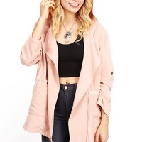 Ladylike Drawstring Jacket