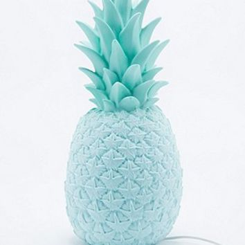 Lapin & Me Pineapple Lamp EU Plug in Blue - Urban Outfitters