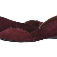 French Sole Pyro Burgundy Suede - Zappos.com Free Shipping BOTH Ways