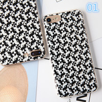 2017 Back Cover For Apple Iphone 7 Case Silicon Printing Line Twist Rotation Design Painted Phone Case For Iphone 7 TPU Capa-0405