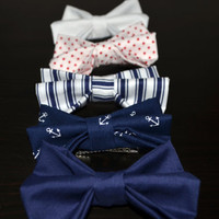 Nautical Collection Hair Bows