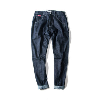 Men's Fashion Autumn Knife Jeans [7929510083]