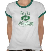 Girls Gone Hunting Green It's a Southern Thing