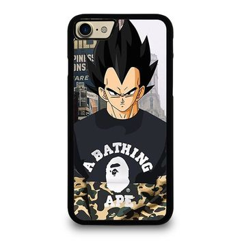 VEGETA CAMO BAPE SUPREME Case for iPhone iPod Samsung Galaxy