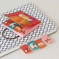 Caroline Gardner Muchly Lovely Pocket Sticky Notes