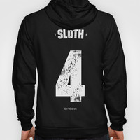7 Deadly sins - Sloth Hoody by HappyMelvin
