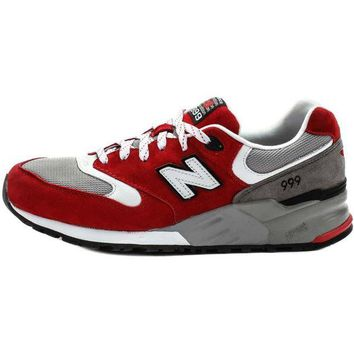DCCK1IN new balance ml999sbg elite edition red grey