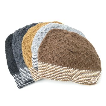 10 Assorted Hats Alpaca Wool Unique Designs