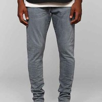 Neuw Ray Damn Stone Tapered Jean- Vintage Denim Light