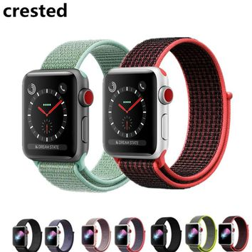 *Online Exclusive* sport loop band for apple watch 3 42mm 38mm iwatch 3/2/1