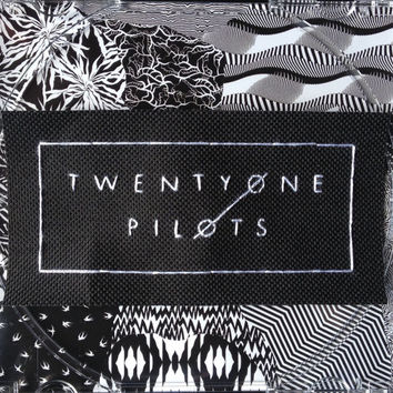 Twenty One Pilots patch