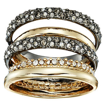 Alexis Bittar Pave Orbit Ring