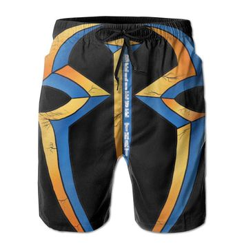 Famous Winner John Cena Wallpapers Mens Fashion Casual Beach Shorts