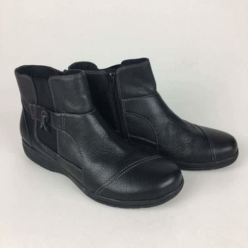 Clark's Collection ankle boots