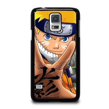 NARUTO 4 Samsung Galaxy S5 Case Cover