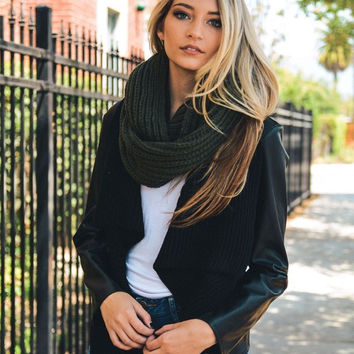 Perfect Infinity Scarf