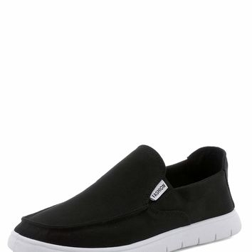 Men Slip On Canvas Loafers