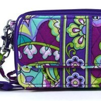 Vera Bradley All In One Crossbody (Petal Paisley)