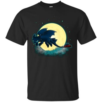 Dragoon Moonlight Toothless Tee