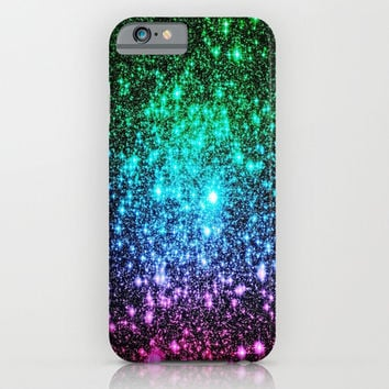 glitter iPhone & iPod Case by 2sweet4words Designs
