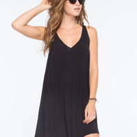 Elan Dress Black  In Sizes