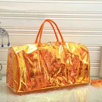 *Louis Vuitton * Fashion Zipper Travel Bags Tote Handbag
