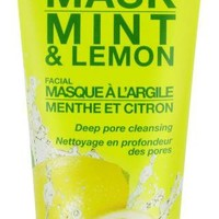 Feeling Beautiful Mint & Lemon Facial Clay Mask