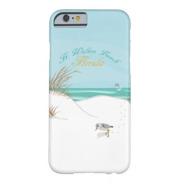 Ft. Walton Beach (Florida) Barely There iPhone 6 Case