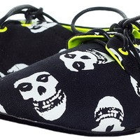 IRON FIST MISFITS OXFORD FLEXI FLAT