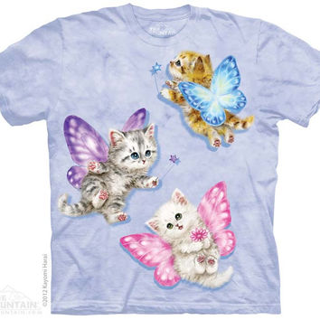 Butterfly Kitten Fairies