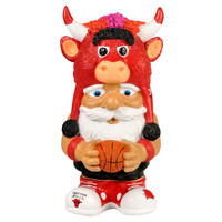 Chicago Bulls NBA Mad Hatter Gnome