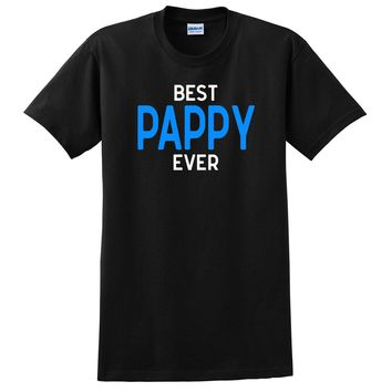 Best pappy ever, grandparents gift, Father's day gifts, grandpa T Shirt
