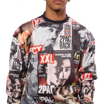 Remembrance of Tupac Crewneck