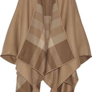 Burberry Shoes & Accessories - Wool cape
