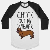 Check Out My Wiener