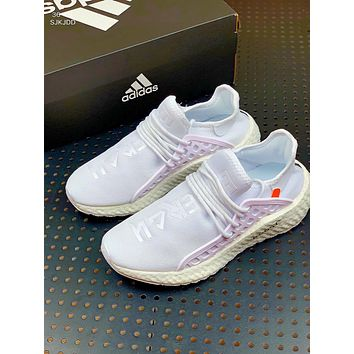Adidas alphabounce Boost  Shockproof running shoes
