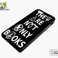They Are Not Only Books iPhone 5s Case Cover by Avallen