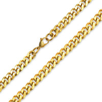 Bling Jewelry Glitters Gold Chain