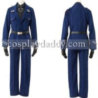 APH Axis Powers Hetalia Prussia Cosplay Costume Made Customized Any Size