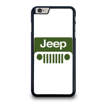 JEEP LOGO iPhone 6 / 6S Plus Case Cover