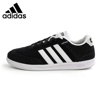 Original New Arrival Adidas NEO Label CROSS COURT Men's Skateboarding Shoes Sneakers
