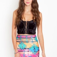 Phoenix Bandage Skirt in  Clothes at Nasty Gal