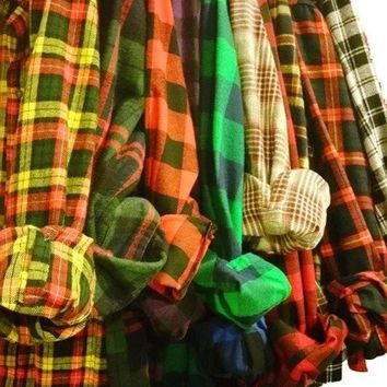 Fall & Winter Flannels, Grunge, Cute and awesome!